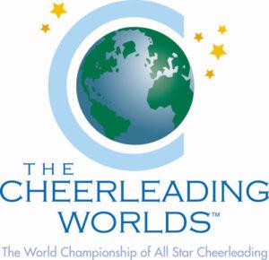 Cheerleading Worlds Bid 4C Logo